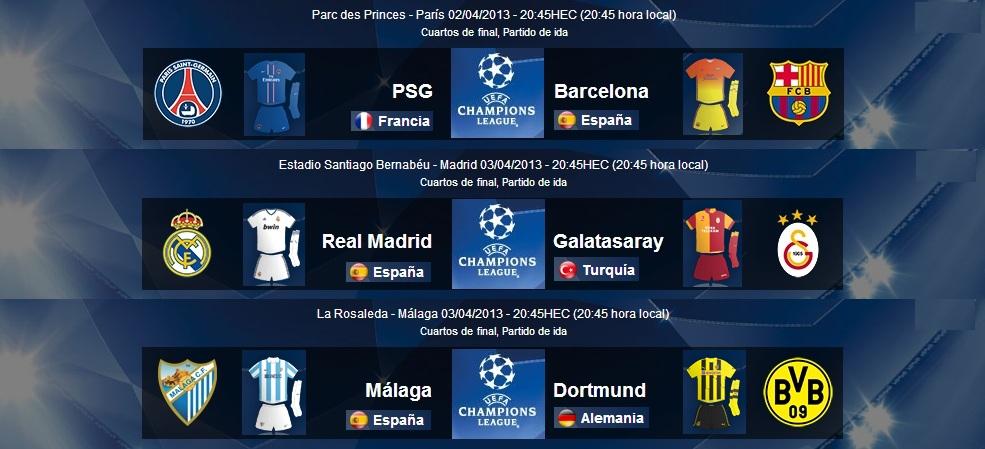 11Cuartos de Final IDA 2012-2013